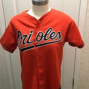 Orieo Baseball Jersey